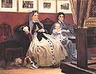 Lawrence Alma-Tadema : My Stodio 1867 : $369