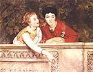 Lawrence Alma-Tadema : Gallo-Roman Woman 1865 : $369
