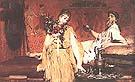 Lawrence Alma-Tadema : Between Hope and Fear 1876 : $399
