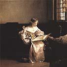 Lawrence Alma-Tadema : Sweet Industry c1904 : $369