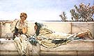 Lawrence Alma-Tadema : Pleading 1876 : $409