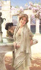 Lawrence Alma-Tadema : A Difference of Opinion 1896 : $379