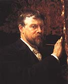 Lawrence Alma-Tadema : Self Portrait 1896 : $365