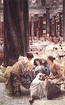 Lawrence Alma-Tadema : Thermae Antoninianae 1899 : $405