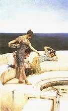 Lawrence Alma-Tadema : Silver Favourites 1903 : $399