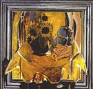 Georges Braque : Sunflowers 1943 : $369