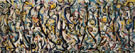 Jackson Pollock : Mural 1943 : $425