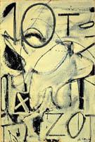 Willem De Kooning : Zurich 1947 : $339