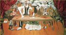 Frida Kahlo : The Wounded Table 1940 : $345