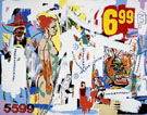 Jean-Michel-Basquiat : 6 99 Cents : $415