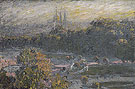 Claude Monet : The Tuileries 1876 : $389