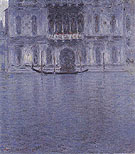 Claude Monet : The Palazzo Contarini 1908 : $369
