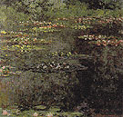 Claude Monet : Water Lilies Water Landscape 1904 : $369