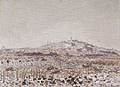 Claude Monet : Vineyards in the Snow 1873 : $399