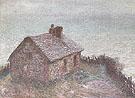 Claude Monet : Customs House at Varengevill 1897 : $389