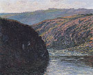 Claude Monet : Valley of the Creuse 1889 : $385
