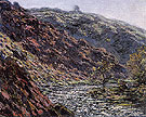 Claude Monet : Valley of the Petite Creuse 1889 : $389