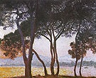 Claude Monet : View of Juan les Pins 1888 : $369