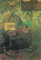 Claude Monet : Studio Corner Paris 1861 : $389