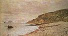 Claude Monet : Cape of La Heve 1864 : $389