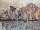 Claude Monet : The Harbour Le Havre 1873 : $389