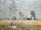 Claude Monet : Spring Environs of Argenteuil 1874 : $389