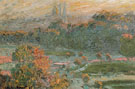Claude Monet : The Tuileries Study 1875 : $369