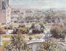 Claude Monet : The Tuileries B : $399