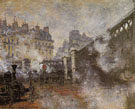 Claude Monet : The Pont de IEurope 1876 : $389