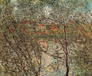 Claude Monet : The Banks of the Seine 1878 : $369