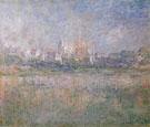 Claude Monet : Vetheuil in the Fog 1879 : $389
