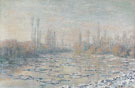 Claude Monet : Ice Floes 1880 : $389