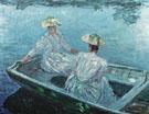 Claude Monet : The Blue Boat 1887 : $369