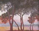 Claude Monet : Juan Ies Pins 1888 : $389