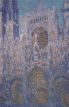Claude Monet : Rouen Cathedral Facade 1892 : $389