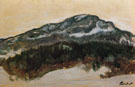 Claude Monet : Mount Kolsaas Norway 1895 I : $389