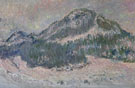 Claude Monet : Mount Kolsaas Norway 1895 III : $389