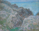 Claude Monet : Gorge of the Petit Ailly Vareng 1896 : $389