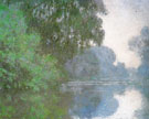 Claude Monet : Morning on the Seine 1896 : $389
