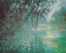 Claude Monet : Morning on the Seine 1898 : $389