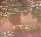 Claude Monet : Water Lilies Giverny 1905 : $389