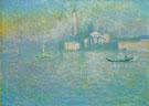 Claude Monet : San Giorgio Maggiore Venice 1908 : $389