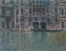 Claude Monet : Palazzo da Mula Venice 1908 : $389
