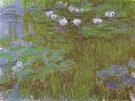 Claude Monet : Water Lilies 1915 : $389