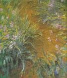 Claude Monet : The Path Through the Irises 1916 : $369