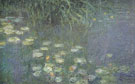 Claude Monet : Giverny Paris 1914 A : $395
