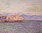 Claude Monet : Old Fort at Antibes 1888 : $399