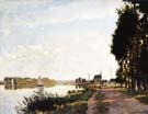 Claude Monet : The Promenade at Argenteuil 1872 : $389