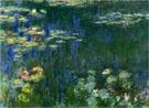 Claude Monet : Green Reflection I : $389