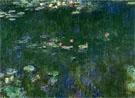 Claude Monet : Green Reflection II : $389